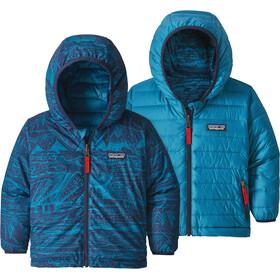 Patagonia Reversible Down Lapset takki , sininen